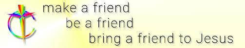 make a friend banner